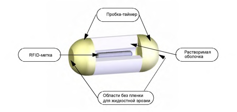 Оболочка капсула
